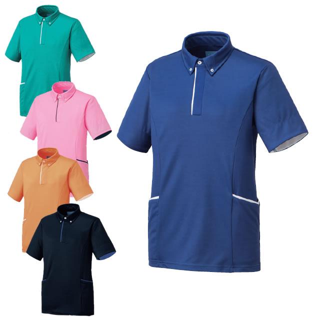 KZN231 ニットシャツ